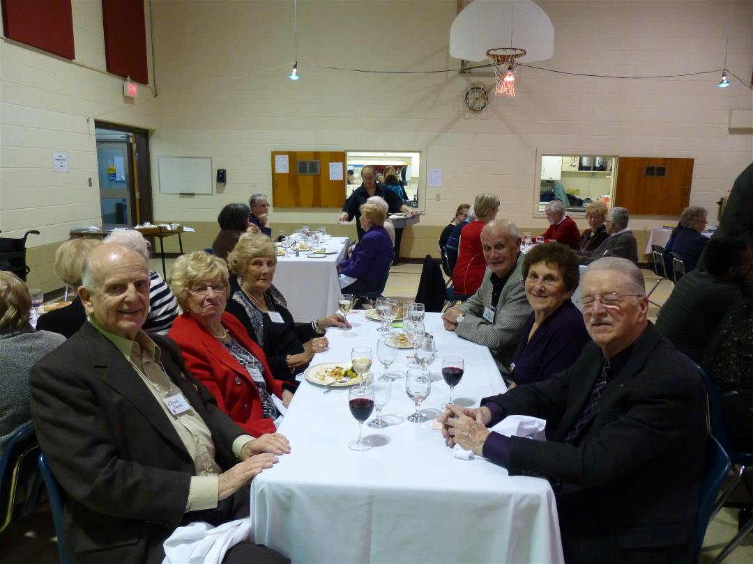 Bloordale United Church anniversary dinner #11