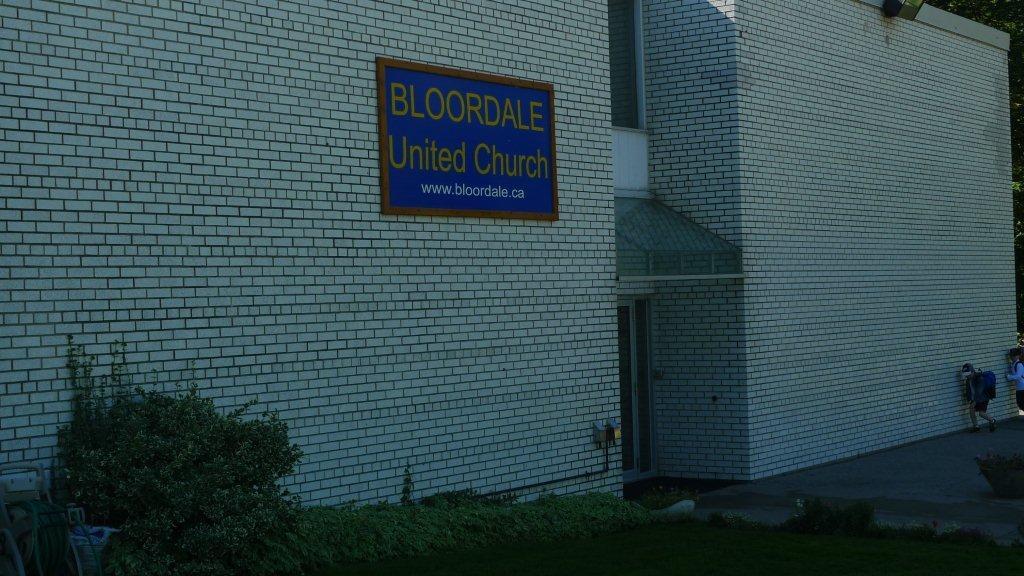 bloordale sign